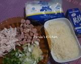 Lumpia Ayam Carbonara langkah memasak 1 foto