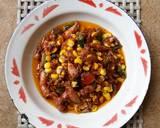 Oseng Mercon Cumi Jagung langkah memasak 4 foto