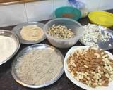 Dry fruits Panjiri recipe step 4 photo