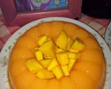 Orange Puding Mangga langkah memasak 1 foto