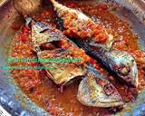 Ikan kembung goreng sambal asam langkah memasak 11 foto