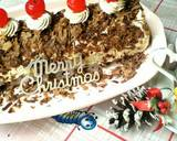 Mocca Roll Cake (Bolu Gulung Mocca) no SP no BP tp lembut & tips langkah memasak 10 foto
