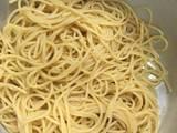 Foto del paso 1 de la receta Pasta Bolognesa