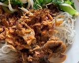 109. Mie Ayam (Gluten Free) langkah memasak 4 foto