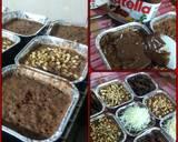 Cake Singkong Cokelat langkah memasak 4 foto