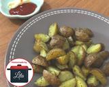 Fried baby potatoes / kentang goreng sederhana empuk #homemadebylita langkah memasak 3 foto