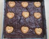 Shiny Fudgy Brownies #pr_browniesdcc langkah memasak 13 foto