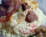 Maqlooba Beef Smoked Flavoured Styles (Modification) langkah memasak 24 foto