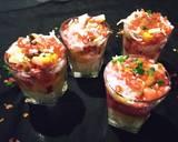 फ्रूट फालूदा (Fruit Falooda recipe in Hindi) रेसिपी चरण 4 फोटो