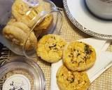 Garlic Cheese Cookies langkah memasak 4 foto