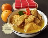 322. Kare Ayam-Tahu langkah memasak 13 foto