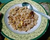 Nasi Goreng Putih Biasa langkah memasak 3 foto