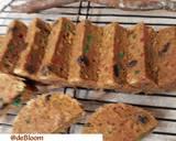 252. Cinnamon Pumpkin Cake langkah memasak 12 foto