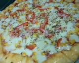 Pizza Empuk langkah memasak 7 foto