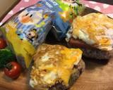 Luncheon meat and Egg Onigiri recipe step 6 photo