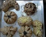 Roti lembut gula merah no mentega langkah memasak 12 foto