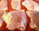 Basil Pesto & Mozarella Chicken Thighs recipe step 3 photo