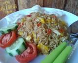 Nasi Goreng Bumbu Iris langkah memasak 3 foto