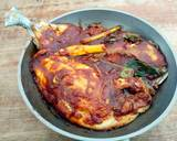 Ikan Bakar langkah memasak 4 foto
