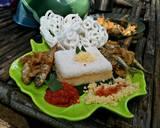 Nasi Ampok Ikan Sambal langkah memasak 6 foto