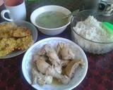 Nasi Ayam Hainan #Rabubaru langkah memasak 8 foto