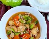 Sapo Tahu Ayam langkah memasak 6 foto