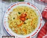 Nasi tutug oncom, Oseng Mie dan Ayam goreng Manis langkah memasak 3 foto