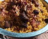 Nasi Kebuli Sapi langkah memasak 7 foto
