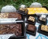 Brownies Moist and Shiny Crust langkah memasak 8 foto
