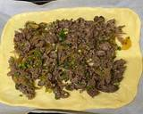 Cheese Teriyaki Beef Pie recipe step 5 photo