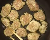 Ayam fillet tepung roti keju kesukaan Anak langkah memasak 4 foto
