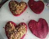 Heart Shaped Moong Sprouts Kachoris recipe step 8 photo