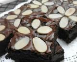 Chewy Brownies langkah memasak 8 foto