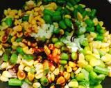 Mix Vege Mukimame Tumis Daging langkah memasak 3 foto