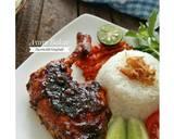 Ayam Bakar PawonAlit #pr_adakecapmanisnya langkah memasak 4 foto