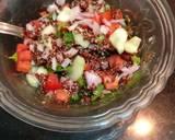 Quinoa Tabbouleh recipe step 8 photo
