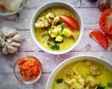 Soto Ayam langkah memasak 3 foto