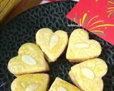 Salted egg yolk cookies langkah memasak 6 foto