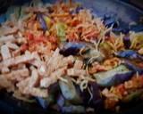 Orek Tempe & Terung Balado langkah memasak 3 foto