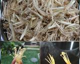 Tumis Kembang Duren langkah memasak 1 foto