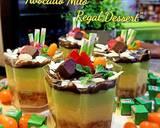 Avocado Milo Regal Dessert langkah memasak 7 foto