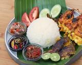 Seafood Bakar Jimbaran langkah memasak 11 foto