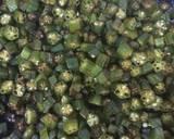 Lemon Masala Crispy Bhindi recipe step 4 photo