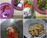 126.Tumis Tahu Sawi Asin langkah memasak 1 foto