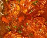 Dumplings with chicken stew recipe step 3 photo