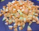 Ragout ayam wortel - Bahan isian roti & risoles langkah memasak 1 foto