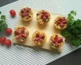 Muffin Mie Panggang langkah memasak 5 foto