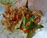 Sambal Siomay langkah memasak 2 foto