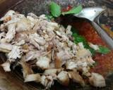 Ayam Suwir Kemangi Sambal Korek langkah memasak 4 foto