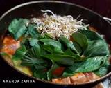 Sup tahu pakcoy pedas (sundubu jjigae versi Saya) langkah memasak 4 foto